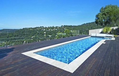 Concrete swimming pool design and construction sydney for Pool design and construction