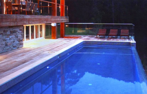 Concrete swimming pool design and construction sydney for Concrete swimming pool construction
